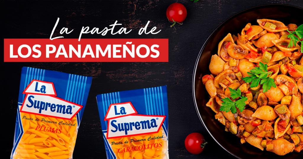 Pasta La Suprema, la pasta de los panameños